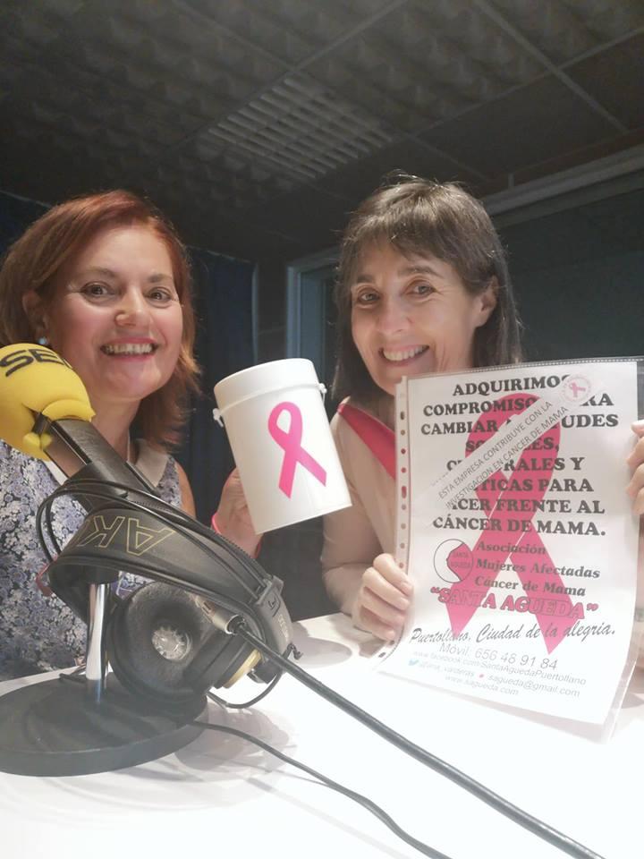 Los empresarios de Puertollano y su comarca se visten de rosa