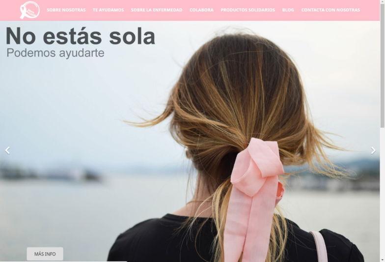 La nueva web de Santa Águeda se viste de largo arropada por la sociedad puertollanense