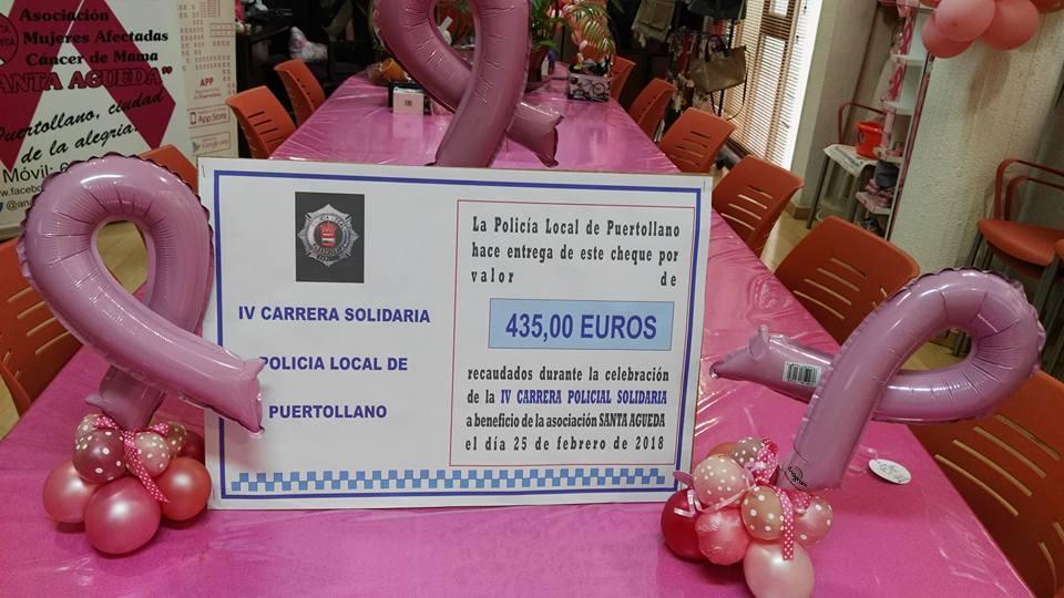 Nuestro Agradecimiento al Cuerpo de Policia Local