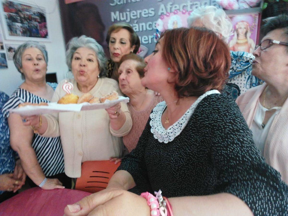 Cumpleaños de Juana