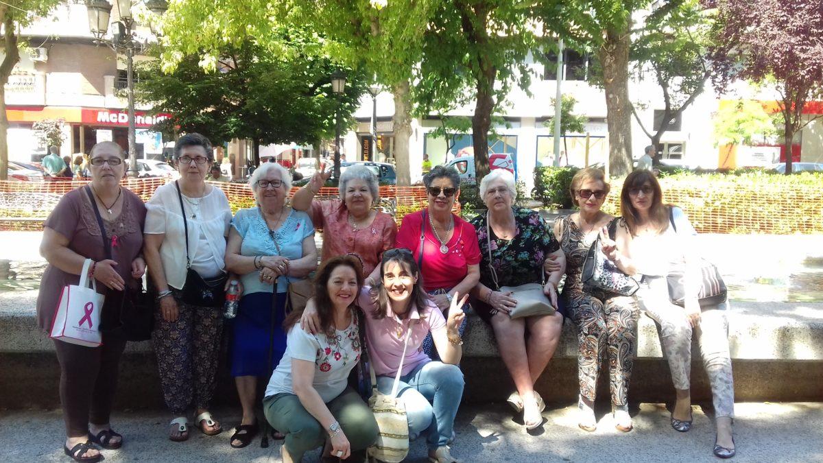 El Club de la mama en solidaridad con los refugiados
