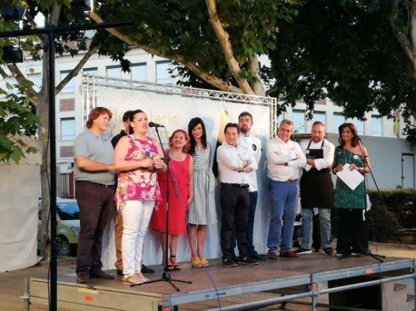 Éxito en la gran cata maridada en Puertollano a favor de la Asociación Santa Águeda