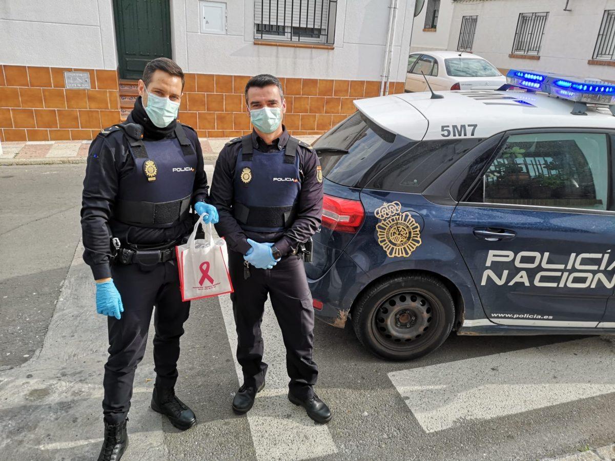 Policía Nacional de Puertollano. Seguimos, no paramos